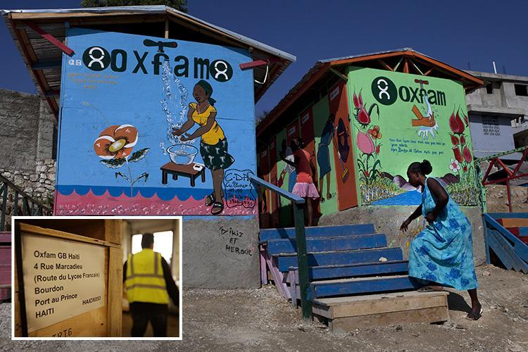 Oxfam banned from Haiti after sex scandal over aid workers 'exploiting earthquake victims by paying them for sex'