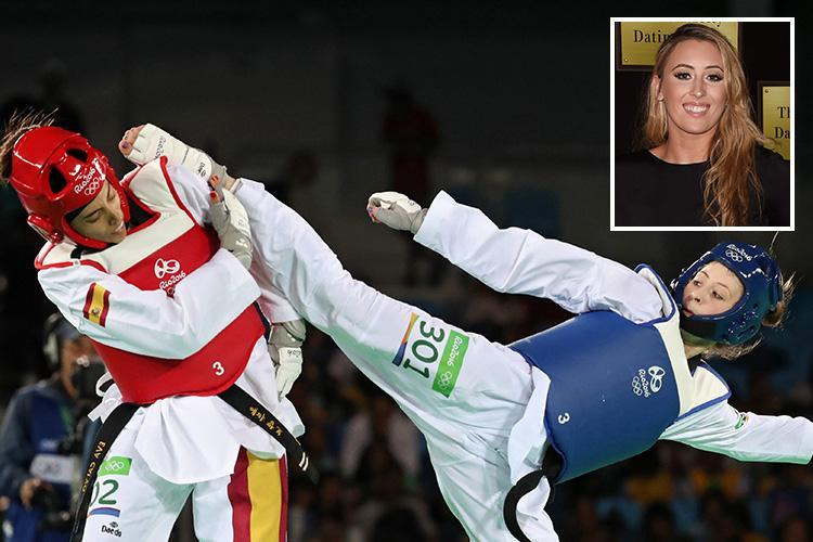 Celebs Go Dating star and Olympic gold medallist Jade Jones says kinky men ask her to kick them in the head for thrills