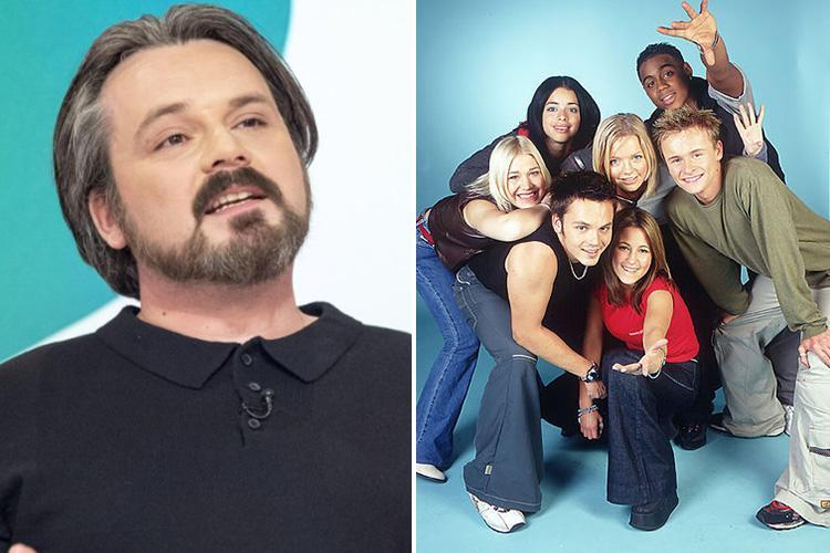 S Club 7's Paul Cattermole so broke that Loose Women had to buy him a shirt for the show