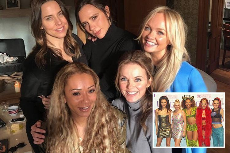 Spice Girls to launch global TV talent show in bid to find next generation girl-band