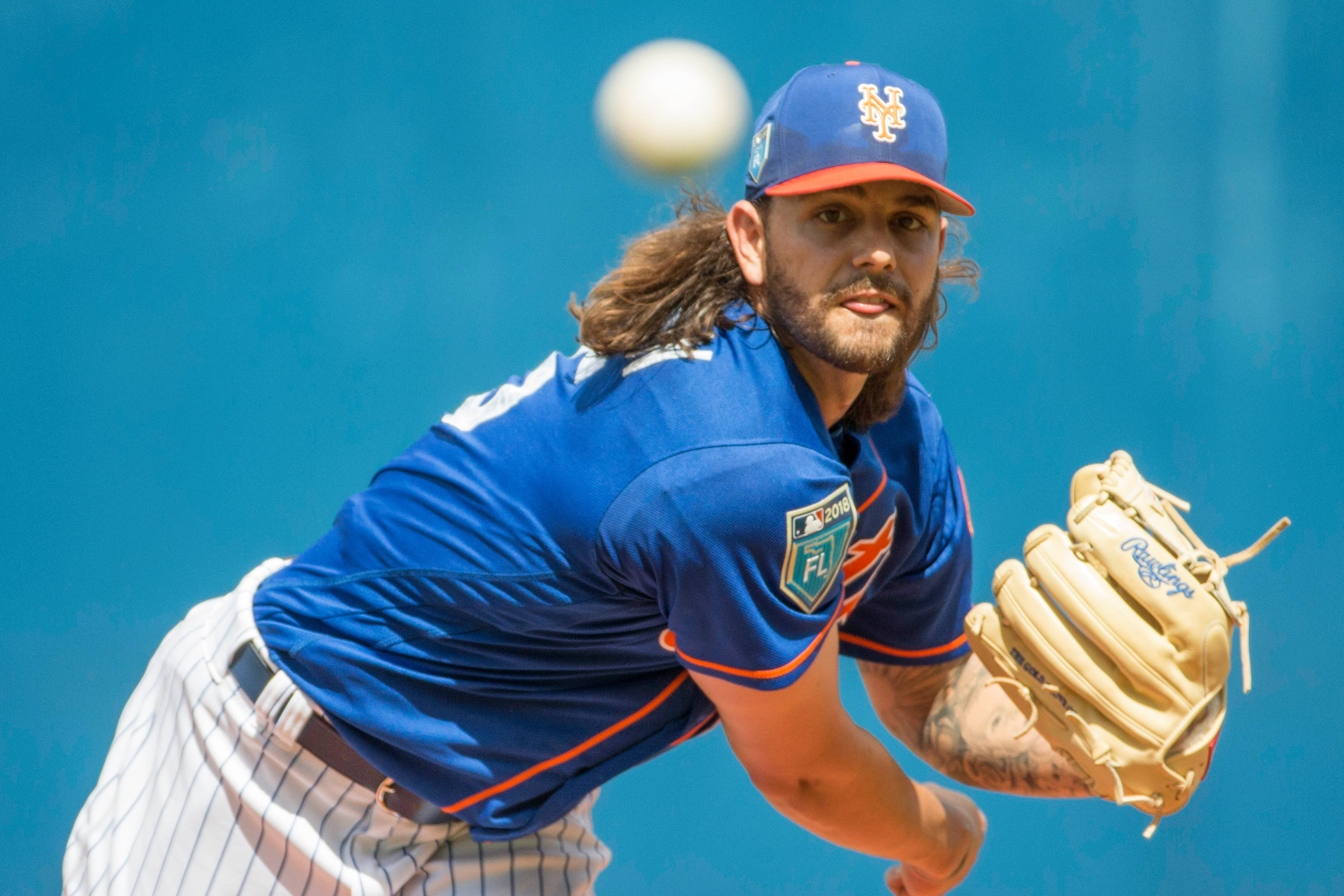Robert Gsellman thinks he's found the pitch that killed him