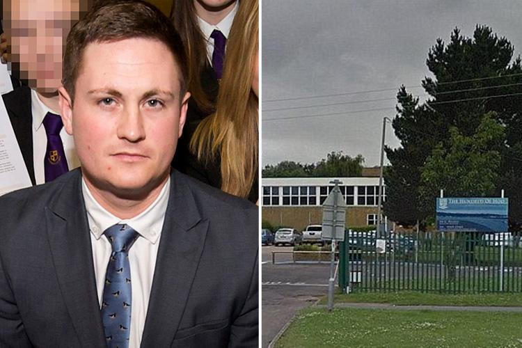 Strict headteacher who banned pupils from wearing fake tan, false eyelashes and make-up is found dead aged 37