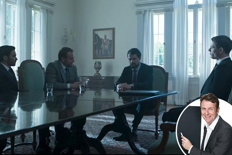 McMafia's finale was more like an episode of The Apprentice than Goodfellas