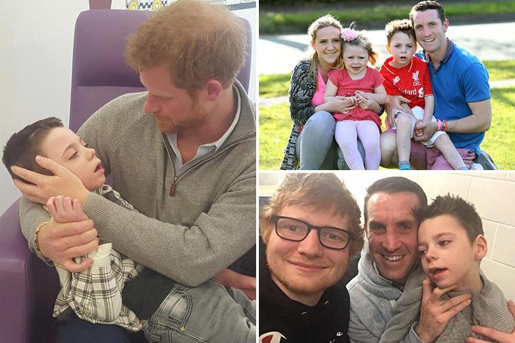 Parents slam decision to stop NHS treatment for terminally-ill siblings who charmed Prince Harry and Ed Sheeran – The Sun