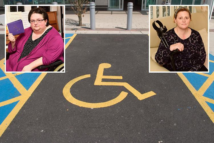 Thousands of disabled Brits now forced to pay for parking as discounts scrapped by struggling council bosses