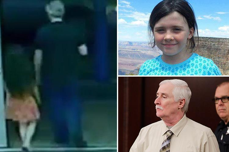 Horror injuries of Cherish Perrywinkle, 8, raped, tortured and strangled until her eyes bled by 'Walmart monster' leaves murder jury in tears