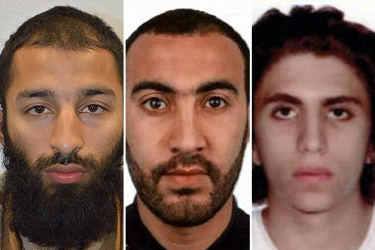 London Bridge attack terrorists took steroids before unleashing rampage which killed eight