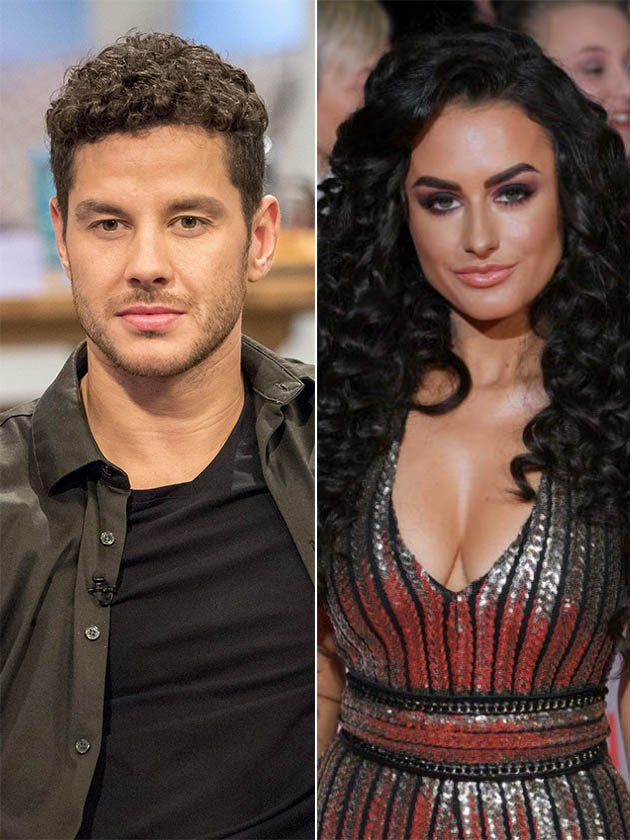 Did Scott Thomas accidentally CONFIRM he's dating Amber Davies?!