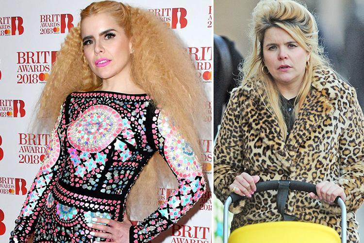 Paloma Faith on why she will never reveal her child's name or gender and denies she's raising them gender neutral