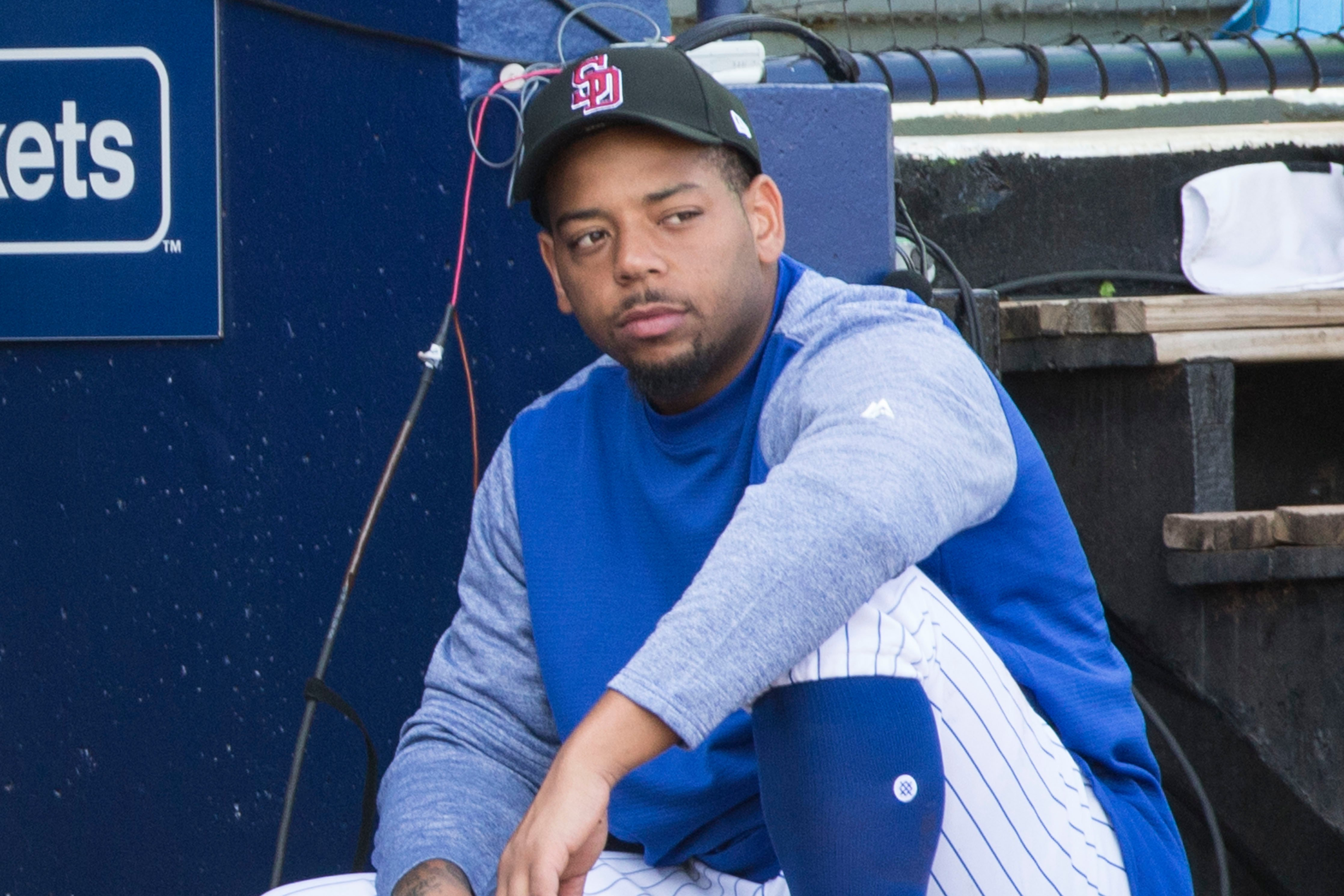 Another bad turn for Dominic Smith may stop any 1st-base drama