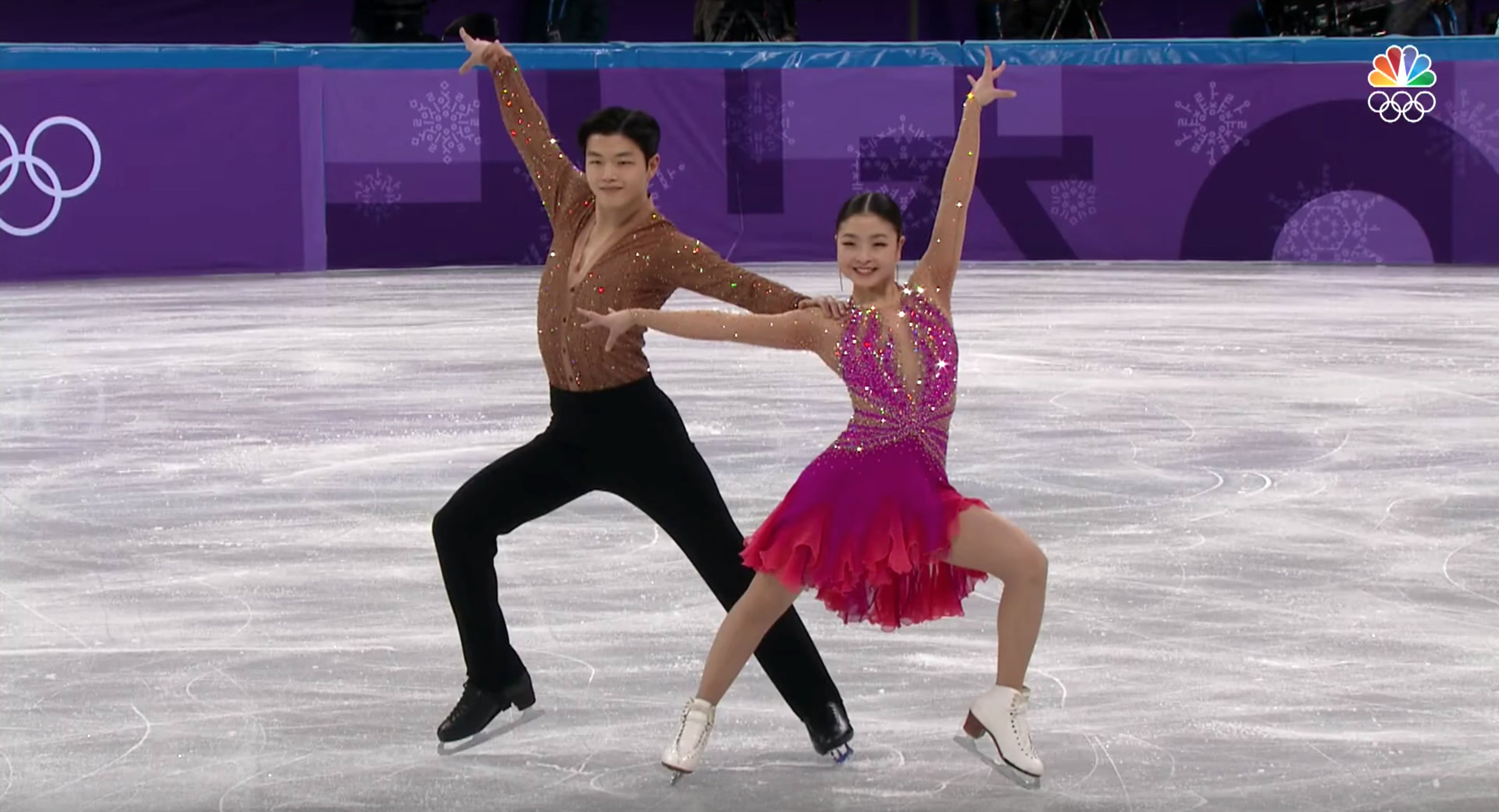 Olympics 2018: Maia and Alex Shibutani on Coldplay, more