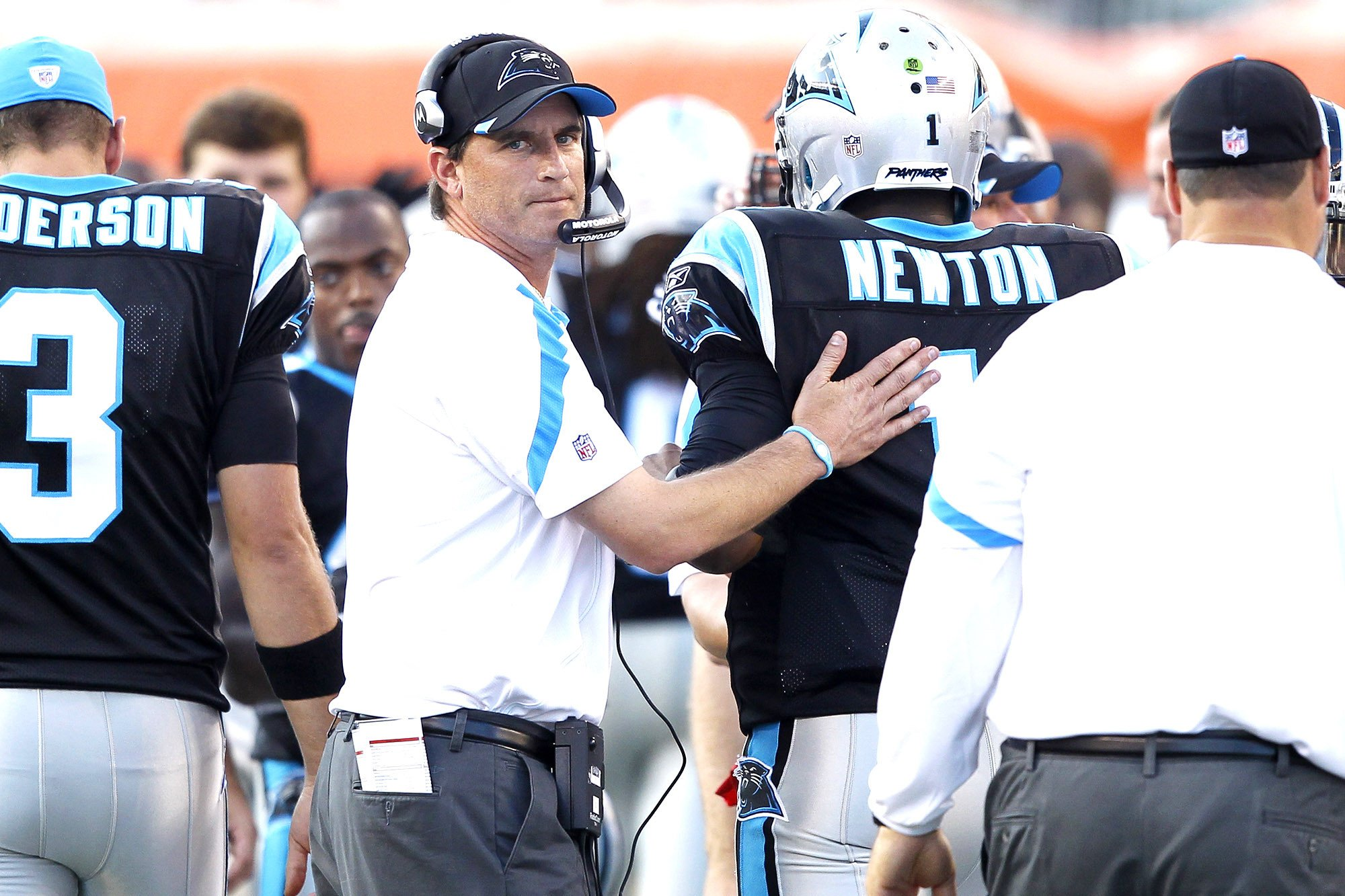 Giants hire Mike Shula to be offensive coordinator