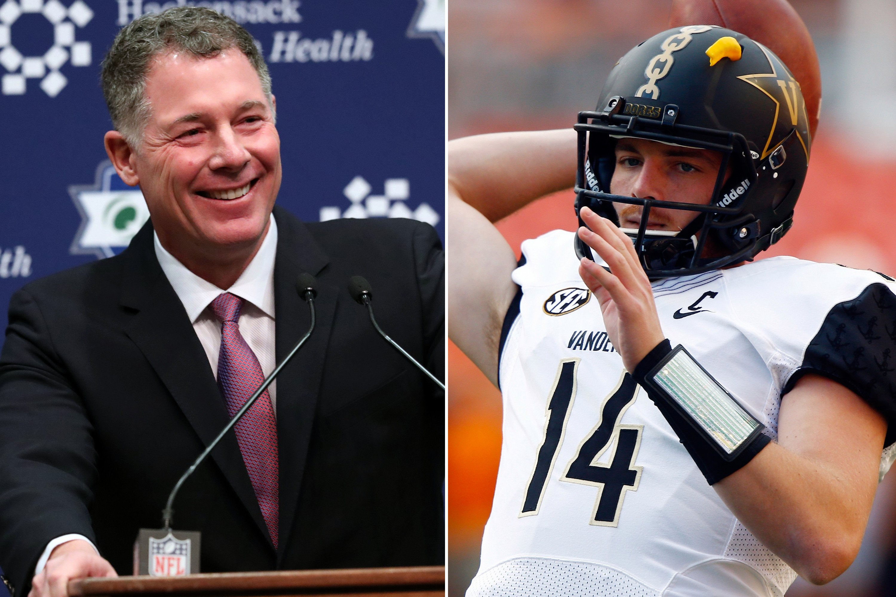 Pat Shurmur vote of confidence from someone who should know