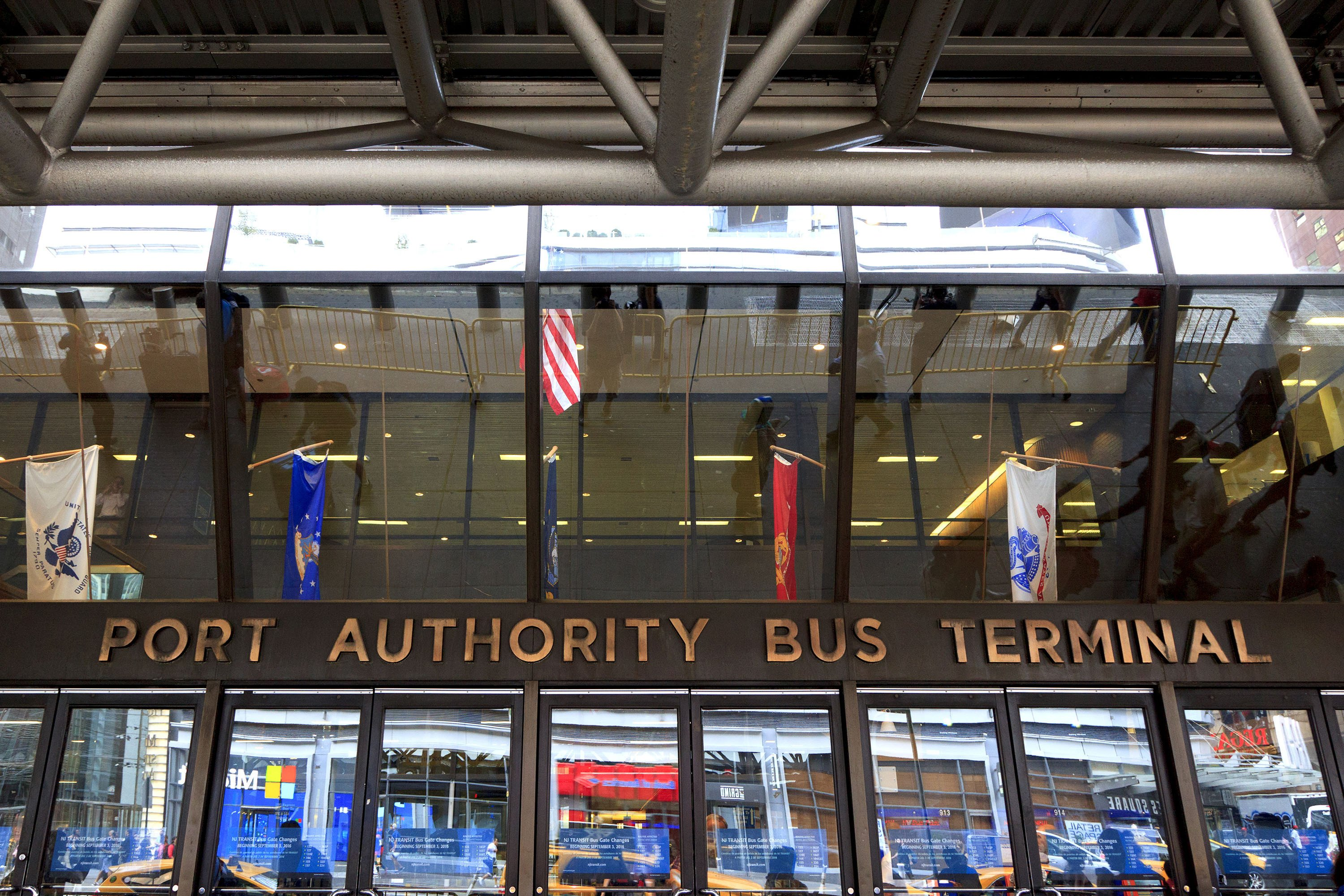 Worker claims Port Authority secretly records medical exams