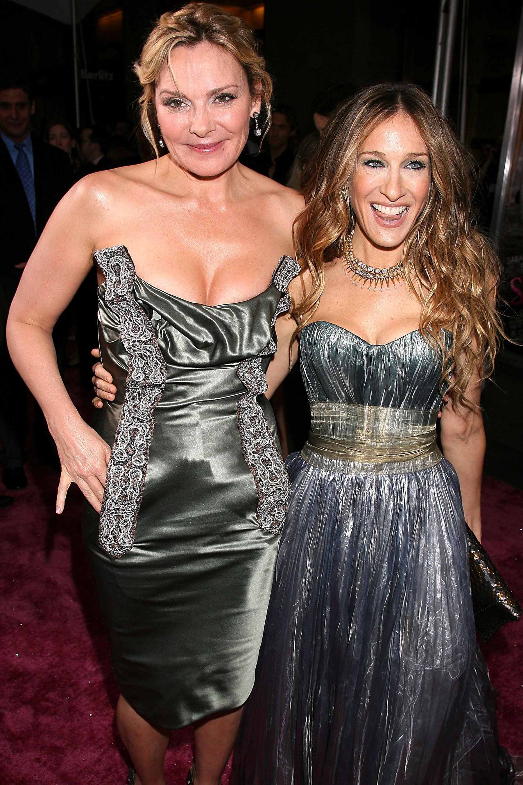 Sarah Jessica Parker says there's no feud between her and Kim Cattrall