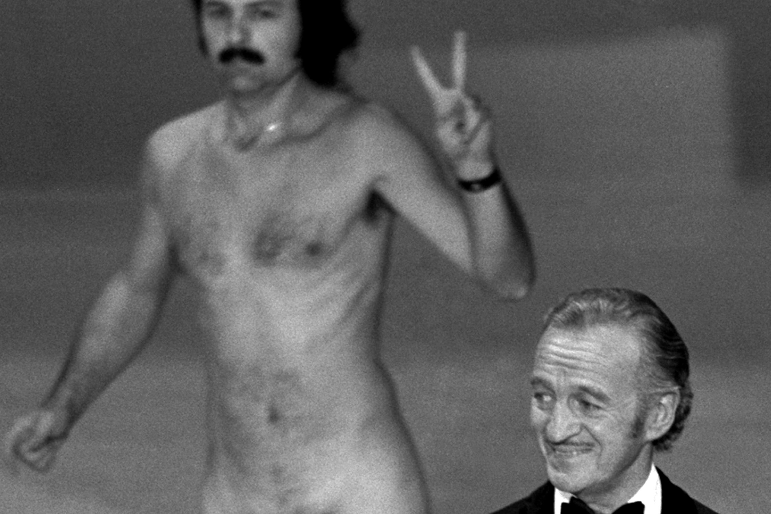 Academy Awards: The naked, surprising, and tragic truth about the 1974 Oscars streaker