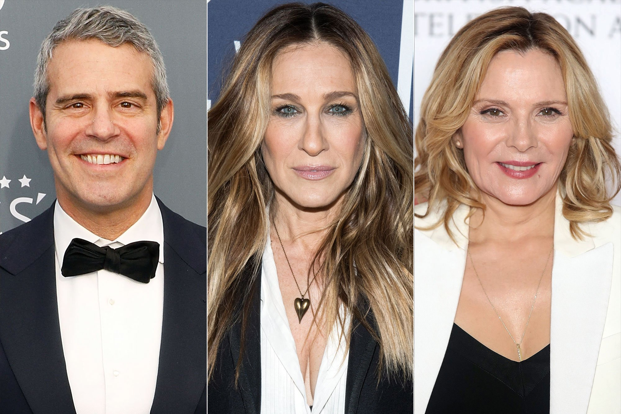 Andy Cohen defends Sarah Jessica Parker amid drama with Kim Cattrall