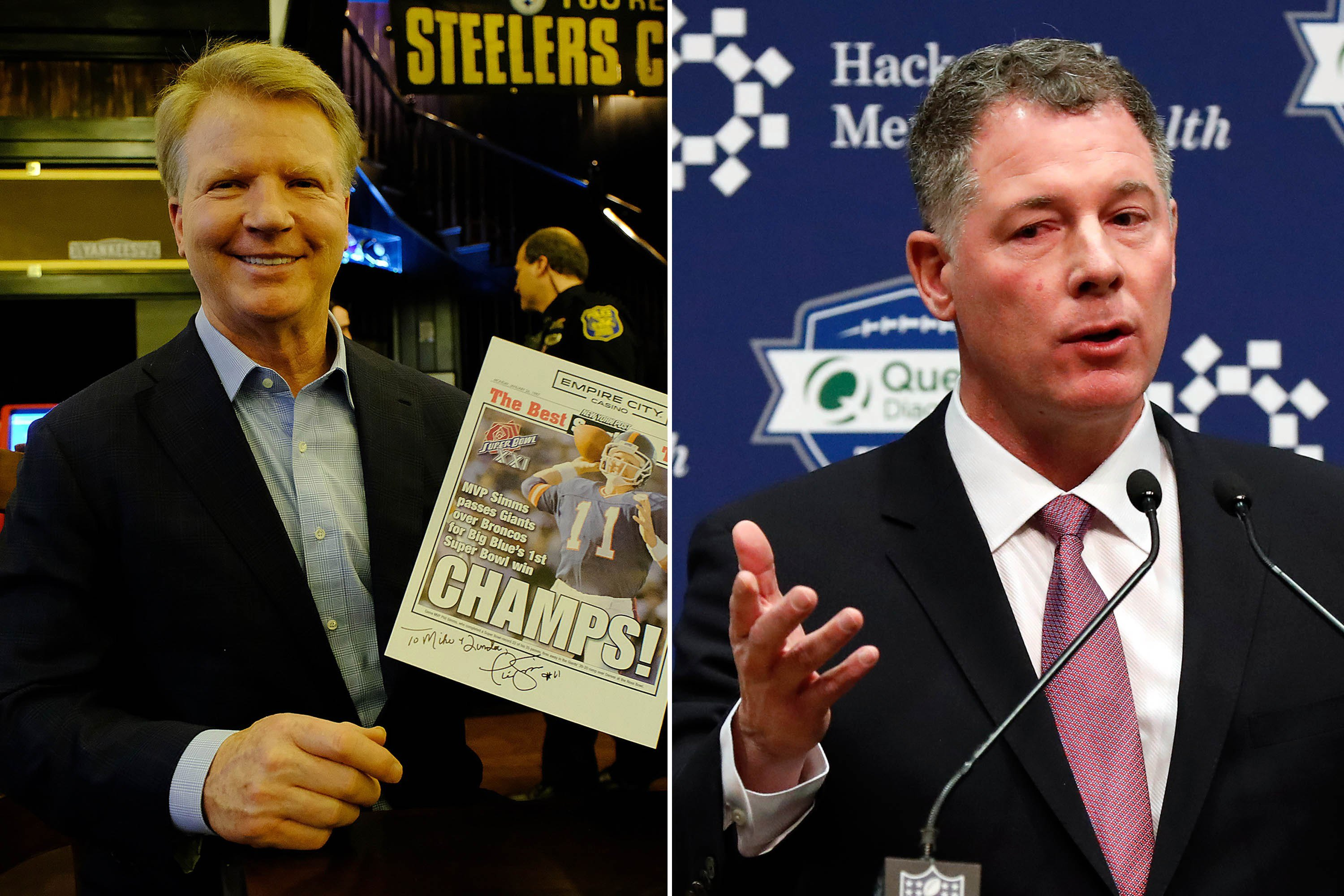 "Phil Simms has seen the ""fear' the Giants now need"