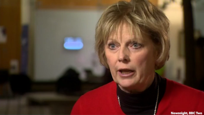 Tory rebel Anna Soubry says she will QUIT the party unless Theresa May throws out Jacob Rees Mogg and hard Brexiteers