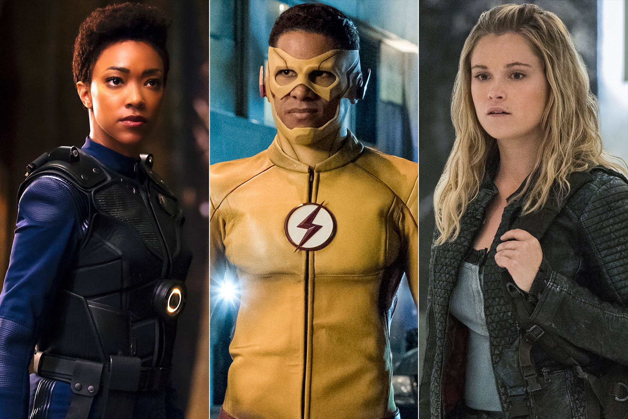 Spoiler Room: Star Trek: Discovery, Legends of Tomorrow, The 100 and more