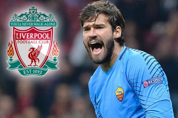 Liverpool transfer news: Roma goalkeeper Alisson in talks over new contract with release clause set at £80MILLION
