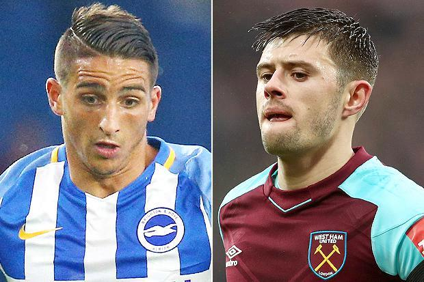 Aaron Cresswell and Anthony Knockaert involved in heated tunnel bust-up