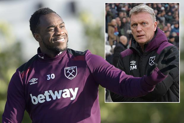 West Ham star Michail Antonio admits David Moyes was right to drop him for late show against Crystal Palace