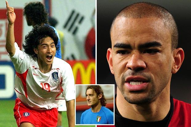 Kieron Dyer reveals betting addiction while on England duty and how he won a fortune off South Korea beating Italy