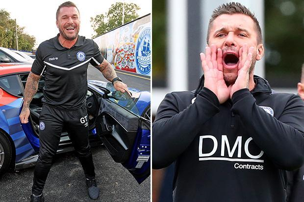 Glenn Tamplin performs dramatic U-turn and returns as Billericay boss just three days after quitting