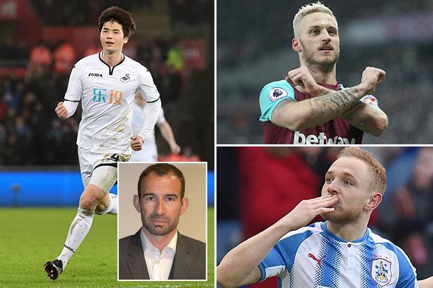 SunSport columnist runs the rule over the relegation battle after huge wins for Huddersfield, West Ham and Swansea