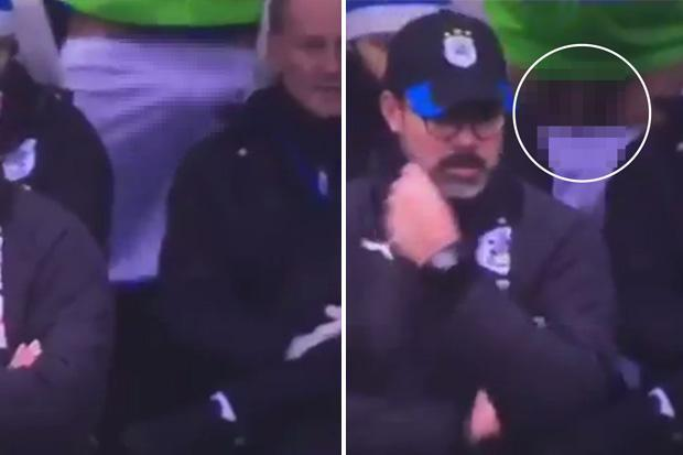 Huddersfield star accidentally flashes willy to millions worldwide live on TV during Premier League clash with Bournemouth