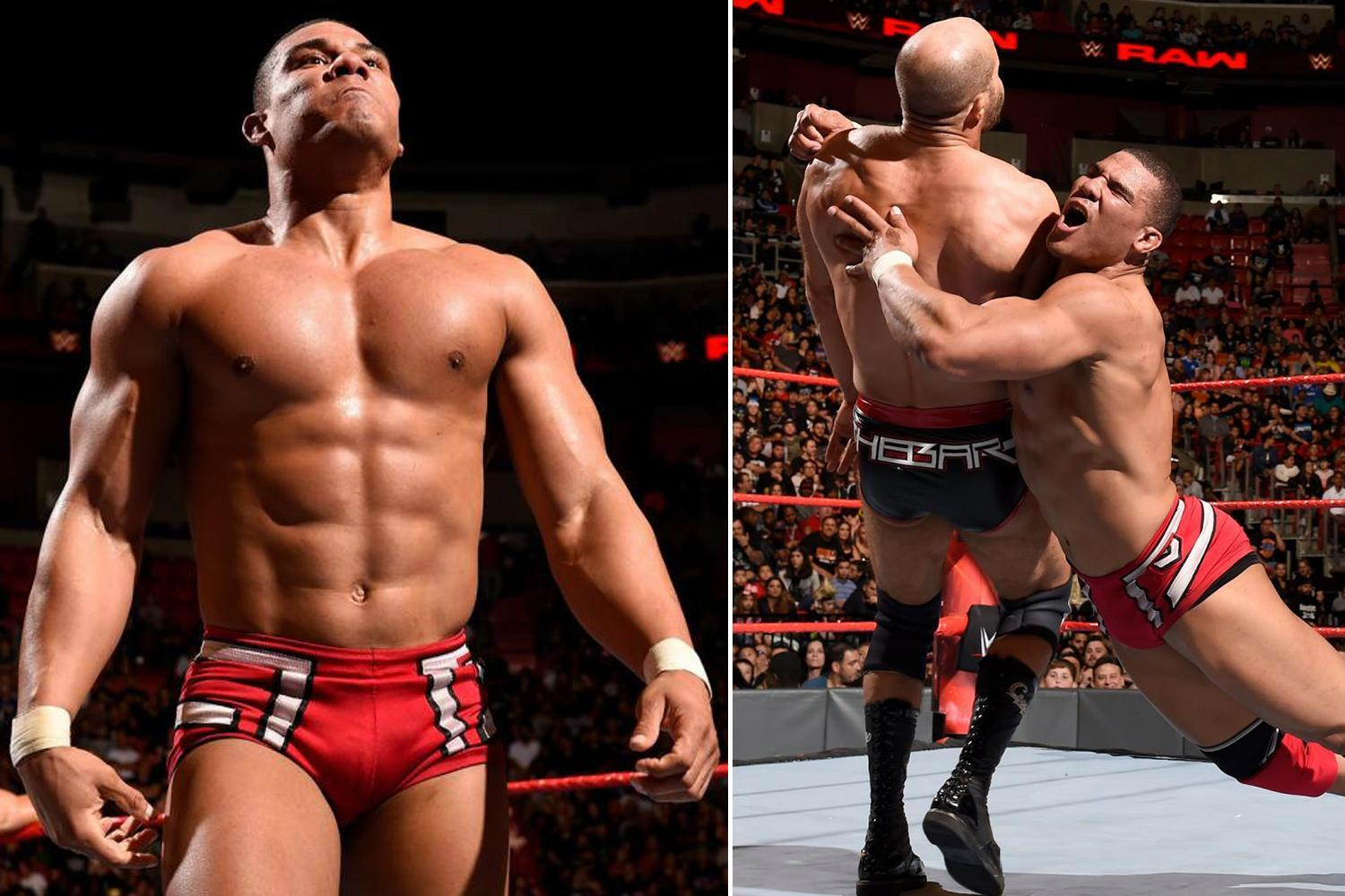 WWE star Jason Jordan set for year out after undergoing neck surgery and will miss WrestleMania