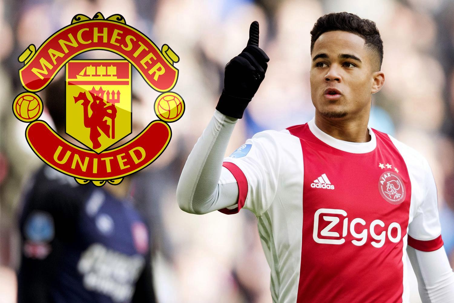 Manchester United, Arsenal, Chelsea and Tottenham among sides Justin Kluivert would like to play for