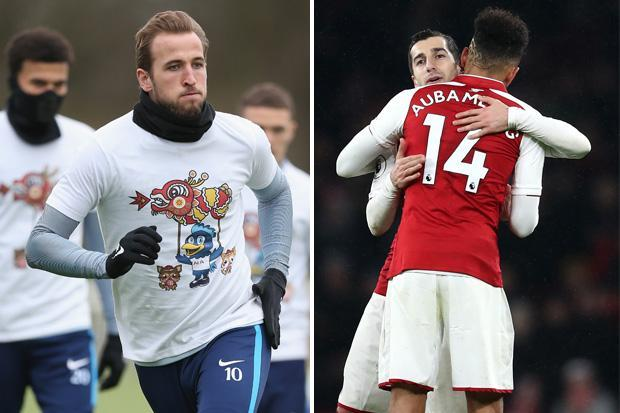 Tottenham vs Arsenal: Harry Kane, Henrikh Mkhitaryan and Pierre-Emerick Aubameyang… where derby can be won and lost