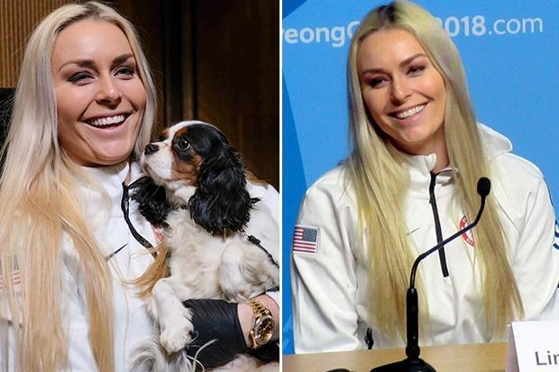 2018 Winter Olympics: Lindsey Vonn reveals she is lonely and has asked Norwegian men's ski team to find her a boyfriend