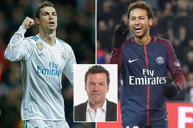 Real Madrid will beat PSG in Champions League first-leg clash… but Neymar is better than Cristiano Ronaldo