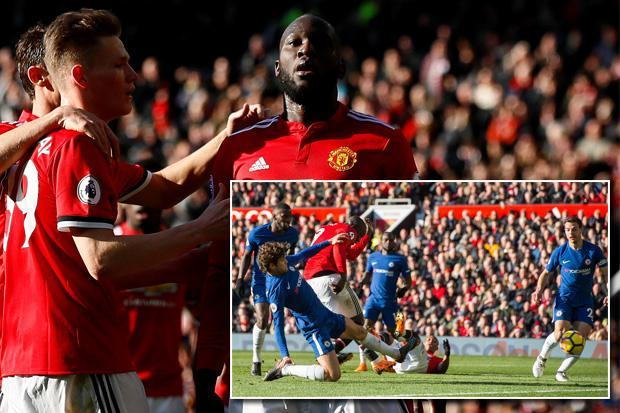 Romelu Lukaku breaks top-six duck for Manchester United but refuses to celebrate downing ex-club Chelsea