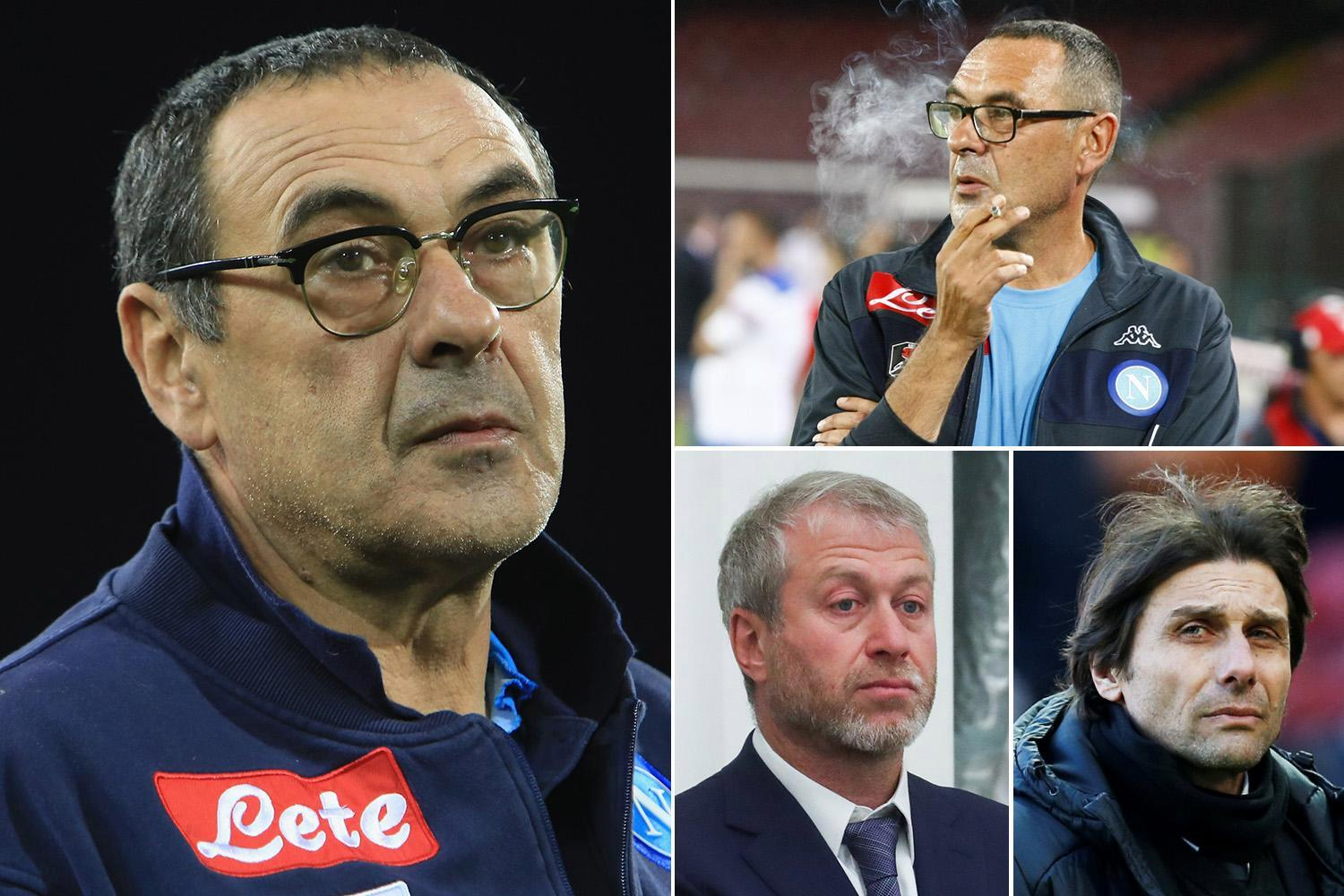 Maurizio Sarri is perfect for Chelsea: Napoli boss is low maintenance, hates transfers — and doesn't mind a moan