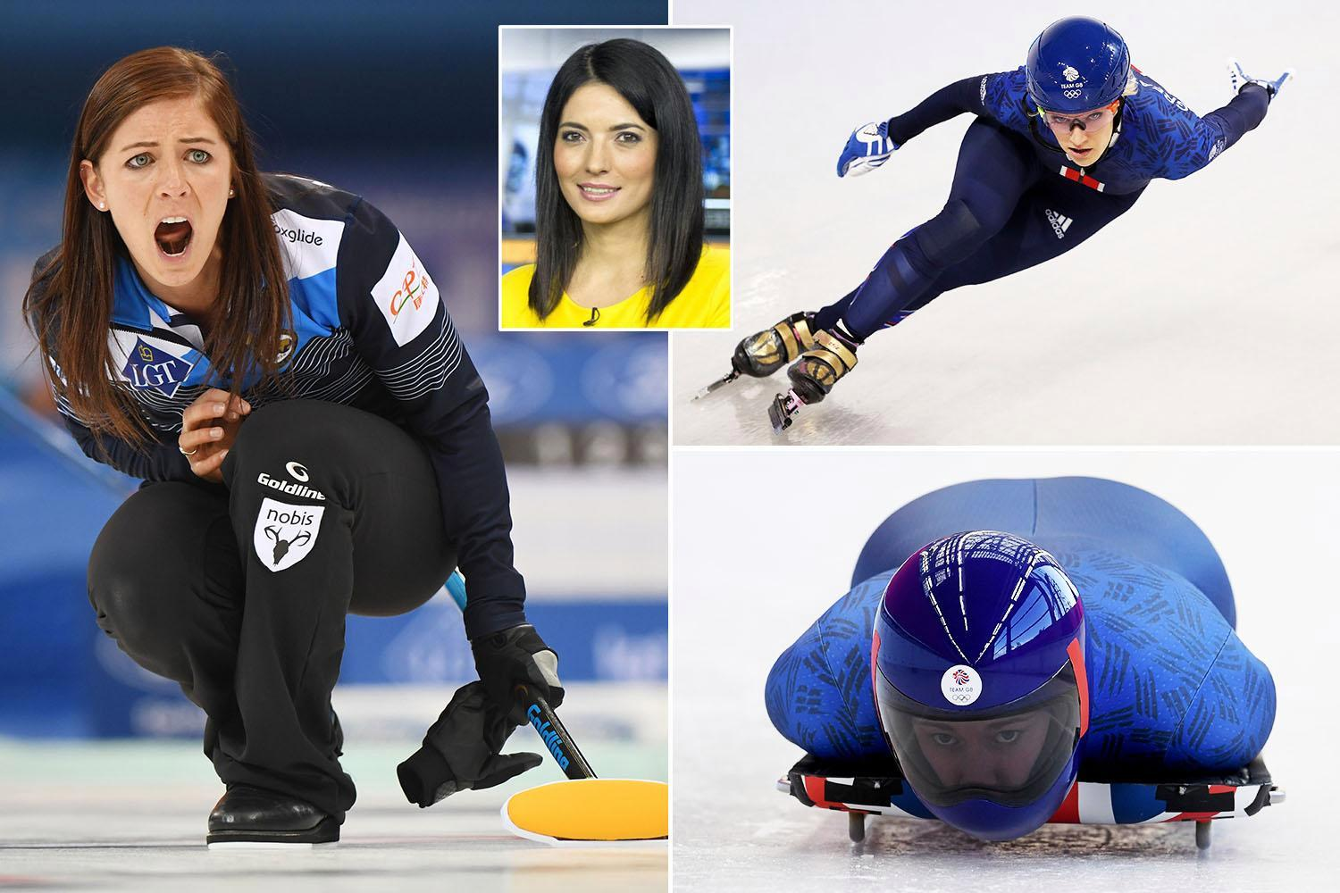 Natalie Sawyer: Team GB's girls can fire a record Winter Olympics medal haul in PyeongChang