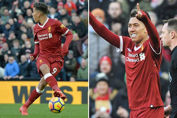 Roberto Firmino no-look goal: Brazilian sparks controversy as he taunts West Ham by turning his head the other way while scoring in Liverpool rout