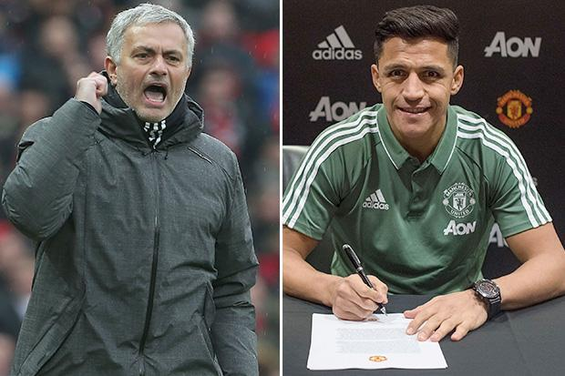 Manchester United chief Ed Woodward claims strong financial position allowed them to hand ex-Arsenal ace Alexis Sanchez whopping £600,000-a-week wages