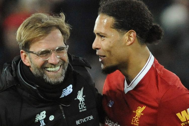 Virgil van Dijk has failed to improve Liverpool's leaky backline… must the blame now lie with boss Jurgen Klopp?