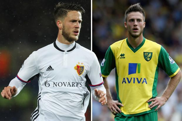 Norwich cult hero Ricky van Wolfswinkel reveals his lowest moment as a professional footballer… failing to even break into a training game XI