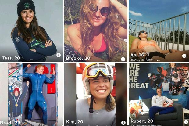 Winter Olympics 2018: Athletes using Tinder over in South Korea hoping to get something more than just a medal