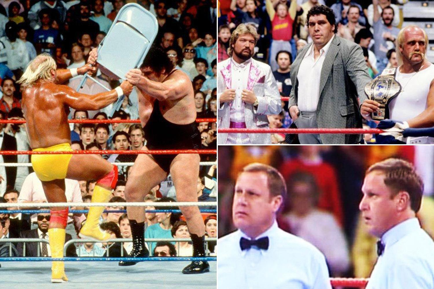 Thirty years on from the WWE's greatest storyline, we look back at Hulk Hogan being duped out of world title by an evil twin referee