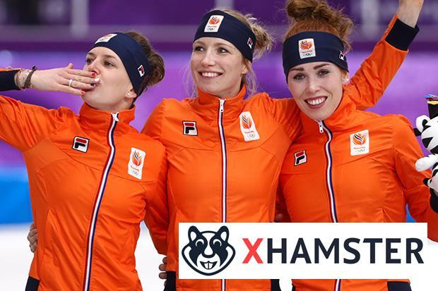 xHamster boss reveals Winter Olympics 2018 winners for most searched athletes on porn site