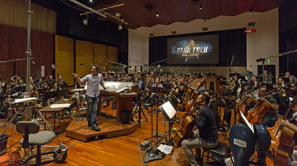 How the Original 'Star Trek' Theme Landed in the 'Discovery' Finale