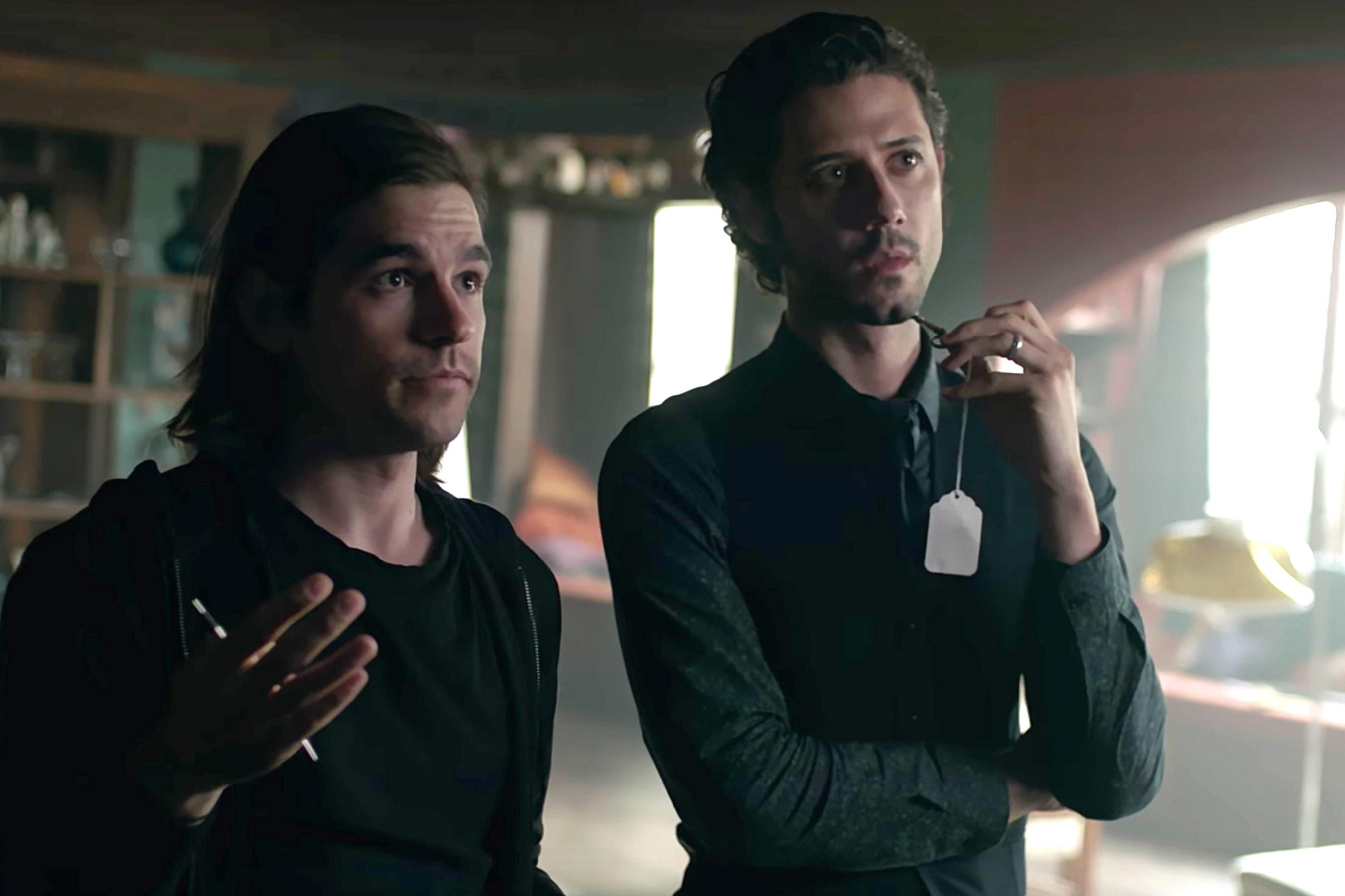 The Magicians: Quentin and Eliot try to return to Fillory in clip