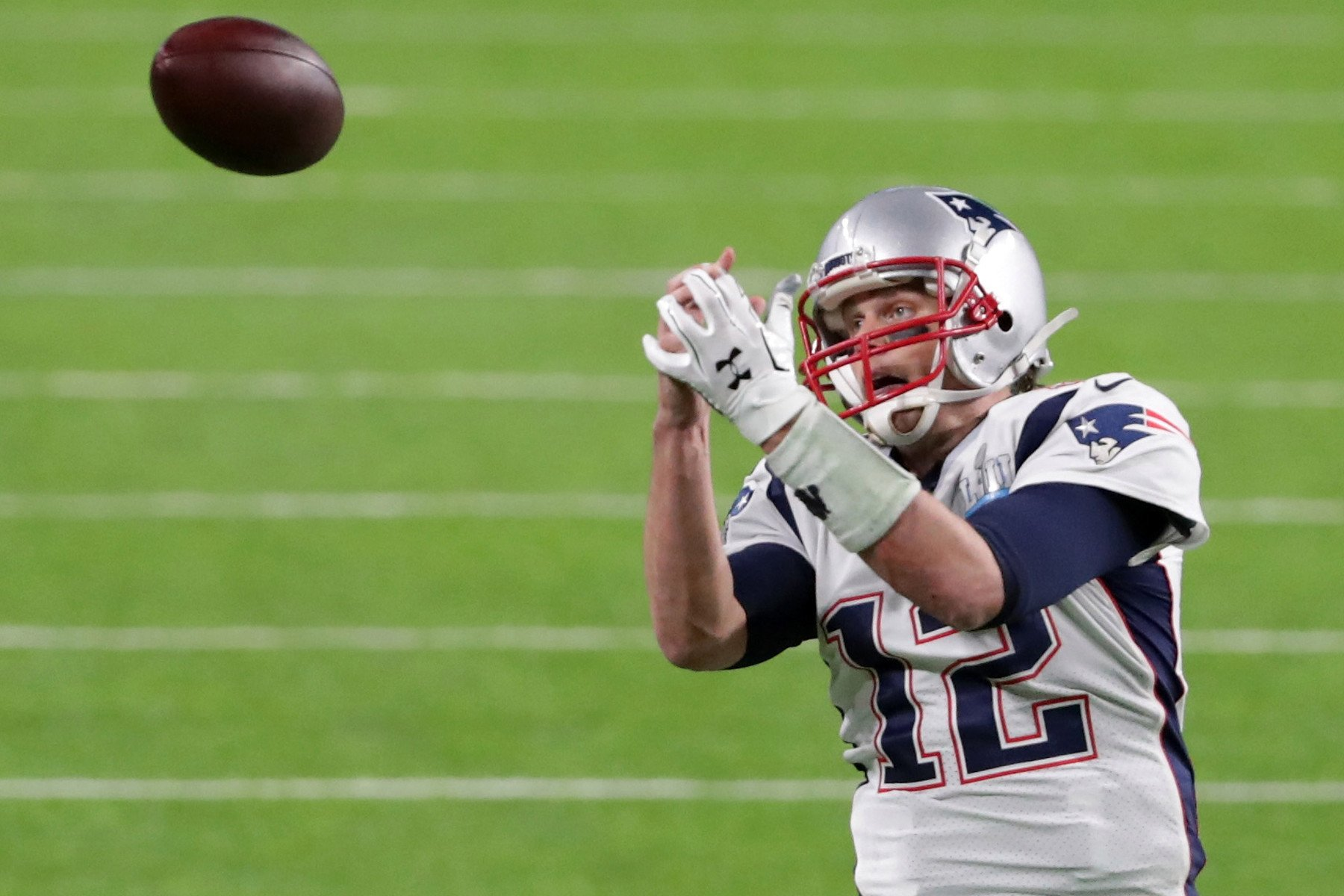 Tom Brady swears that failed trick play worked in practice