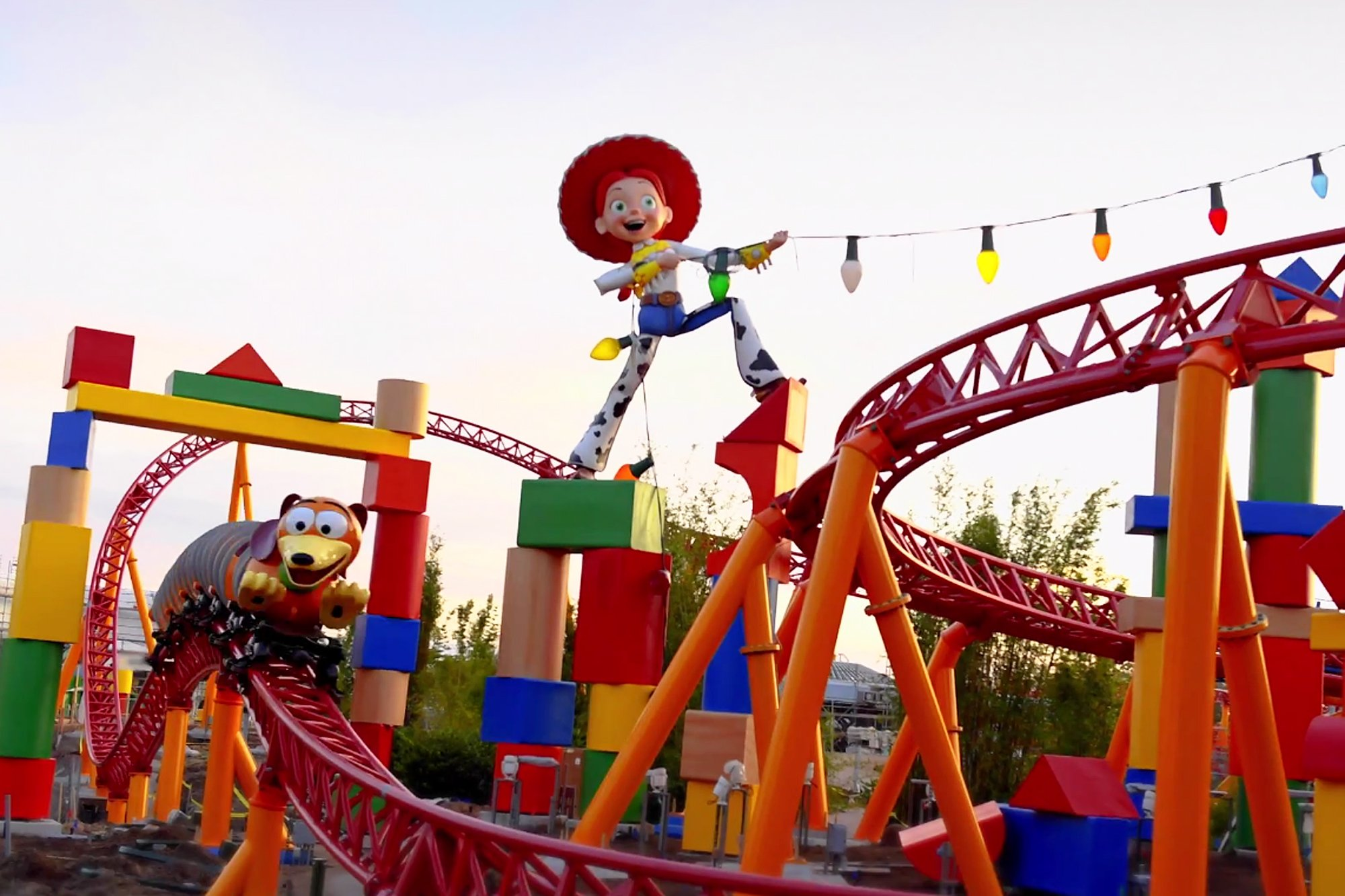 Toy Story Land: Disney World park opens June 2018